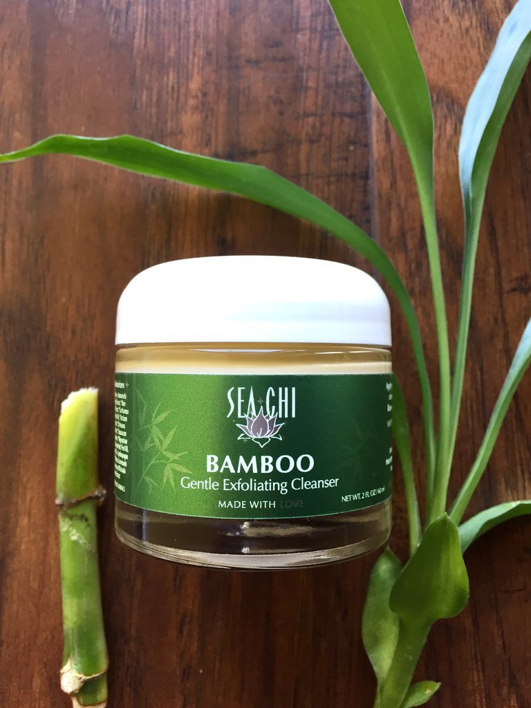 Bamboo Gentle Exfoliating Cleanser 60ml / 2oz