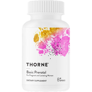 Thorne Research Basic Prenatal 90c