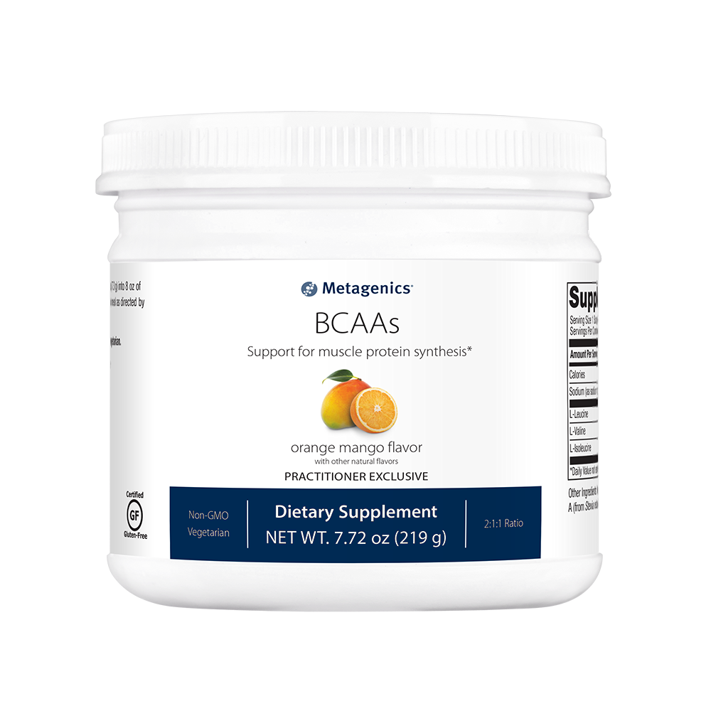 Metagenics BCAAs Orange Mango 30 servings