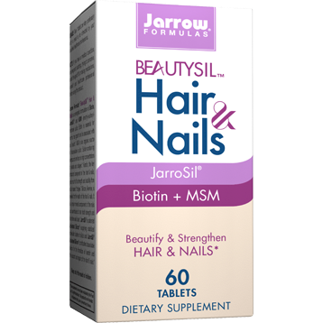 BeautySil Hair & Nails 60 tabs Jarrow Formulas