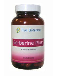 Berberine Plus 120 caps True Botanica