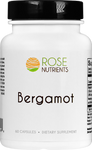 Bergamot - 60 caps Rose Nutrients