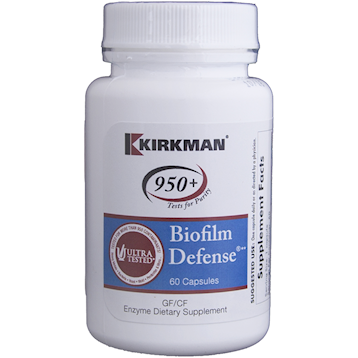 Kirkman Biofilm Defense 60 caps
