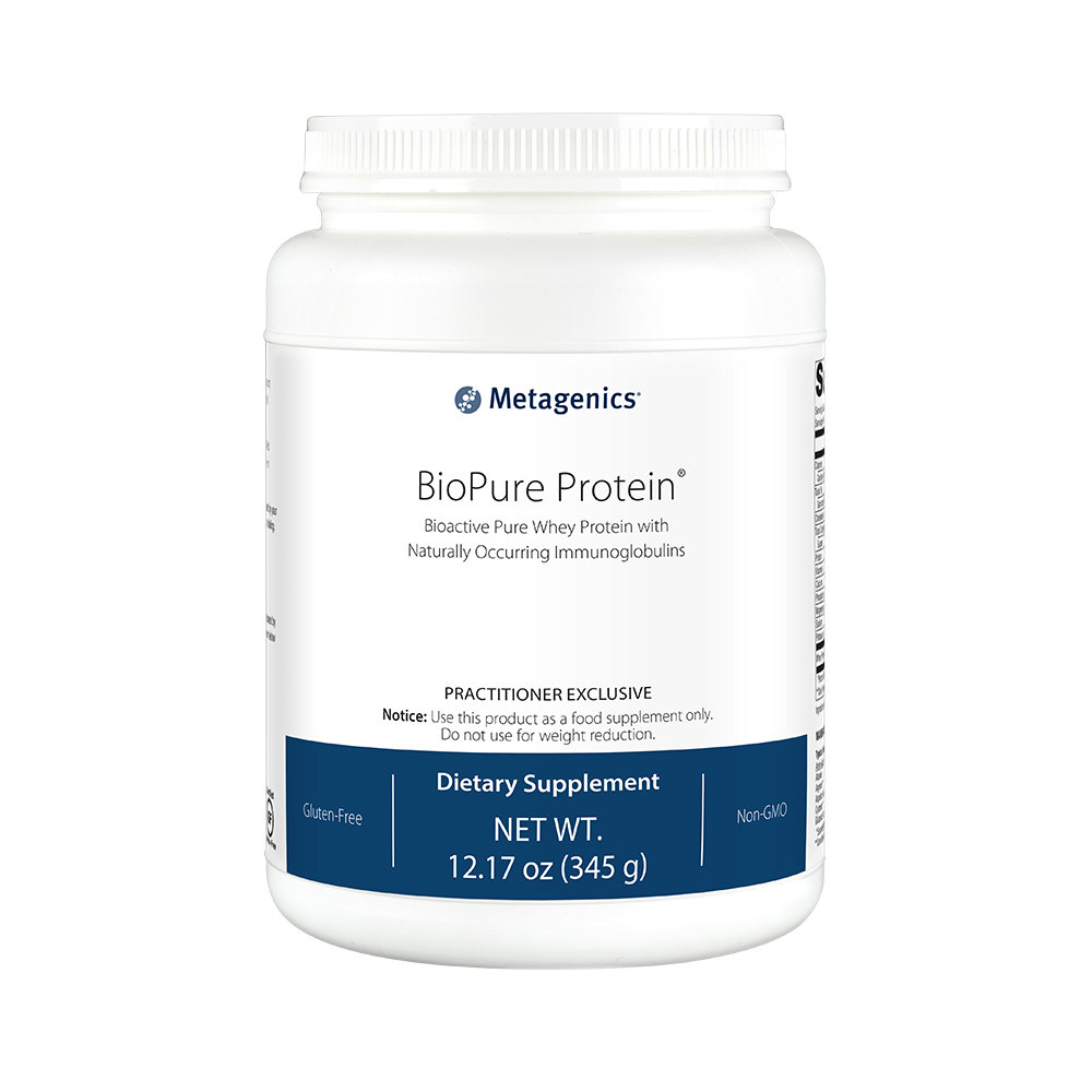 Metagenics BioPure Protein Powder - 15 servings