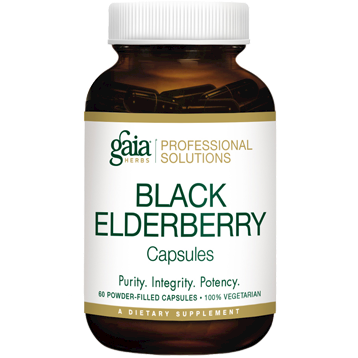 Black Elderberry 60 caps