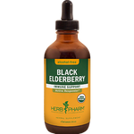 Black Elderberry Alcohol-Free 4 oz Herb Pharm