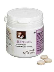 Blazei 500 mg 90 tabs Mycology Research Labs