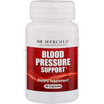 Dr Mercola Blood Pressure Support 30 caps
