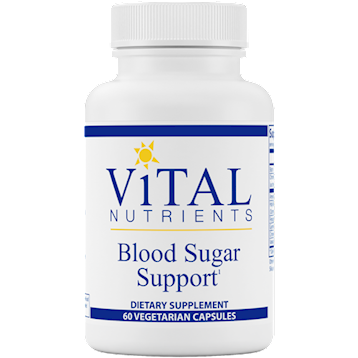 Blood Sugar Support 60 vcaps