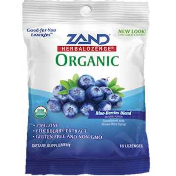 BlueBerries Herbalozenge 12 bags