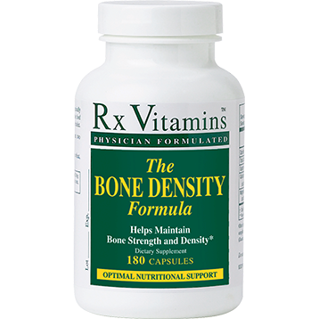 Bone Density Formula 180 caps Rx Vitamins