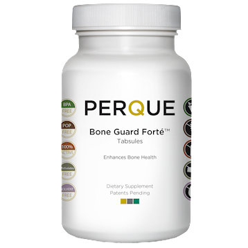 Bone Guard Forte 20 240 tabs Perque