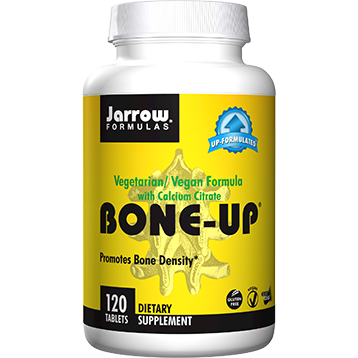 Bone-Up (Vegetarian) 120 tabs Jarrow Formulas