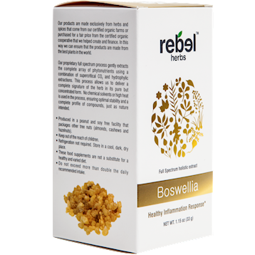 Boswellia Powdered 1.15 oz Rebel Herbs