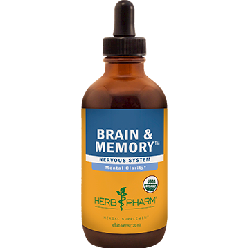 Brain and Memory Tonic Compound 4 oz