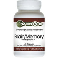 Vinco Brain Memory 60 caps