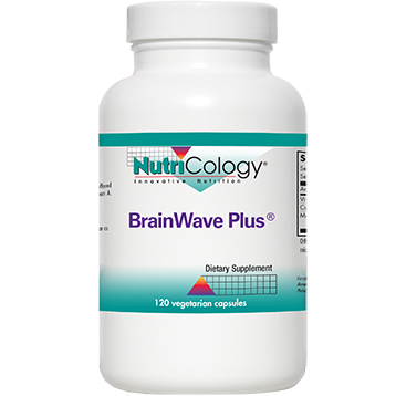 Nutricology BrainWave Plus 120 vcaps