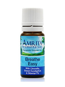Breathe Easy 2 oz Amrita Aromatherapy