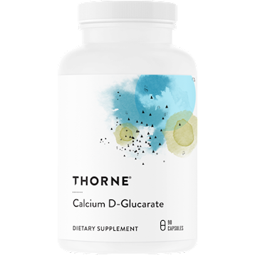Calcium D-Glucarate 90c Thorne Research