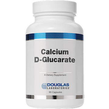 Calcium D-Glucarate 500 mg 90 caps