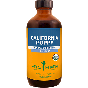 California Poppy 8 oz