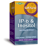 Cell Forte Ip-6 & Inositol 120 Tabs Enzymatic Therapy