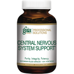 Central Nervous System Support 60 caps Gaia Herbs Professional