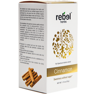 Cinnamon Powdered 1.15 oz Rebel Herbs