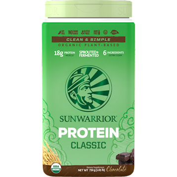 Sunwarrior Classic Protein Chocolate 35 servings