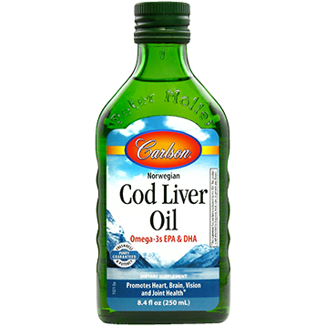Cod Liver Oil Regular Flavor 250 ml