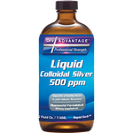 Dr's Advantage Colloidal Silver 500 ppm 2 oz