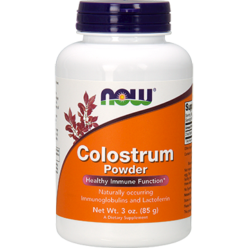 Now Foods Colostrum 100% Pure Powder 3 oz