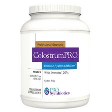 ColostrumPro with Immulox Powder 21 oz Pro Symbiotics