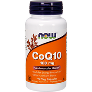 Now CoQ10 100 mg 90 vcaps