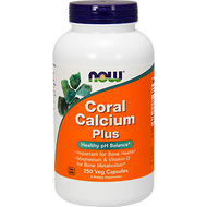 Now Foods Coral Calcium Plus 250 vcaps