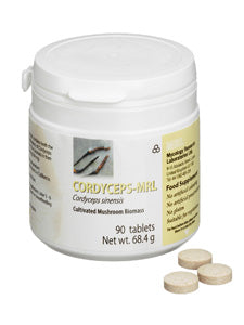 Cordyceps Sinensis-MRL 90 tabs Mycology Research Labs