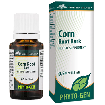 Corn Root Bark - - 0.5 fl oz -15 ml