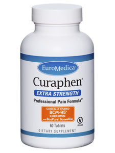 Curaphen Extra Strength 60 tabs Euromedica