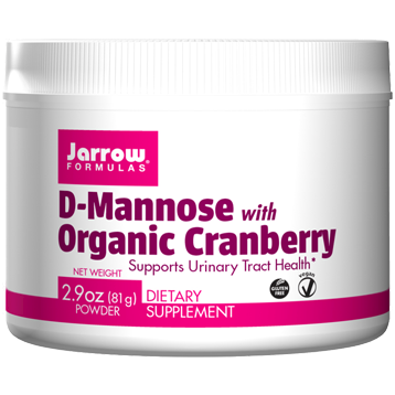 D-Mannose with Organic Cran 30 servings