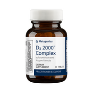 Metagenics D3 2000 Complex 90 T