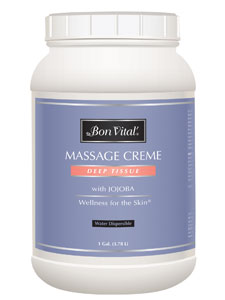 Deep Tissue Massage Cream 1 Gal