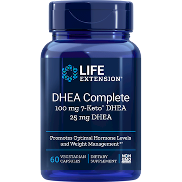 DHEA Complete 60 vcaps Life Extension