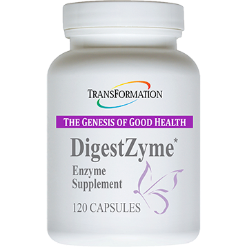 DigestZyme 120 caps Transformation Enzyme