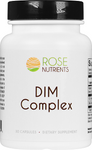 DIM Complex - 30 caps Rose Nutrients