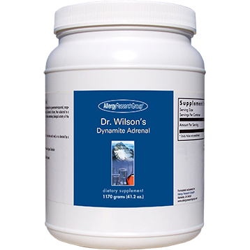 Allergy Research Group Dr.Wilson`s Dynamite Adrenal 900 gms