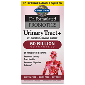 Dr. Formulated Urinary Tract+ 60 vegcaps