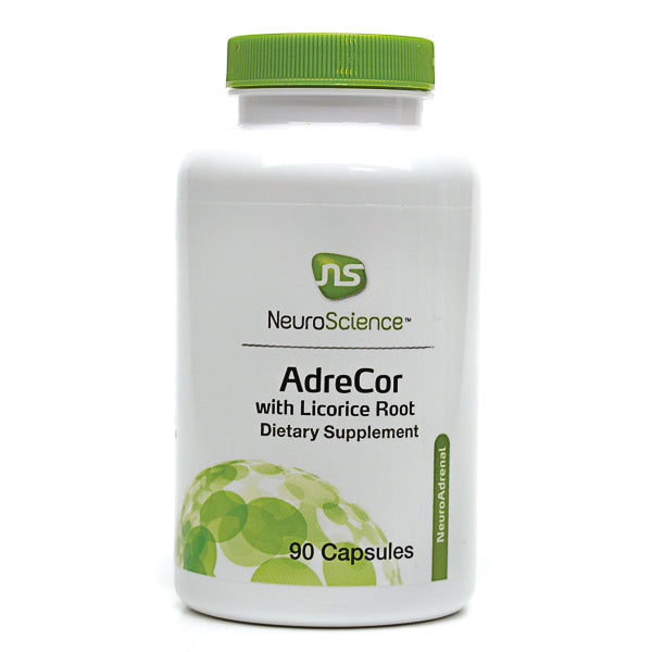 AdreCor with Licorice Root 90c NeuroScience