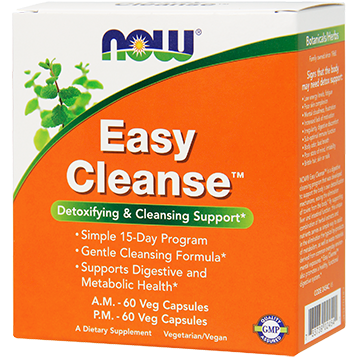 Easy Cleanse 120 vcaps