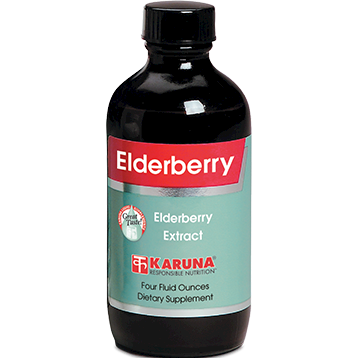 Karuna Elderberry Extract 4 oz