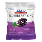 Elderberry Zinc Herbalozenge 12 bags Zand Herbal